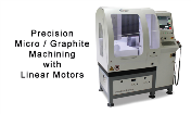 economical graphite precision micromacining cnc cutting milling routing machine