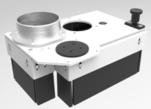 cnc milling routing accessories spindle extraction hood
