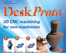 cnc 3d milling routing machining software deskproto