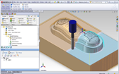 cnc routing milling machining multi axis cad cam software visualmill